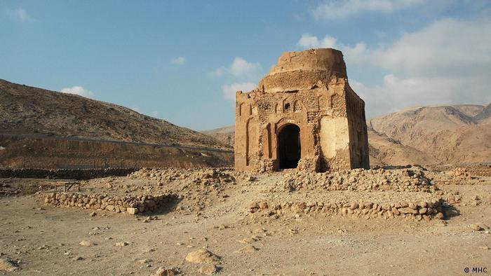 Bibi Maryam Mausoleum in Oman (MHC)