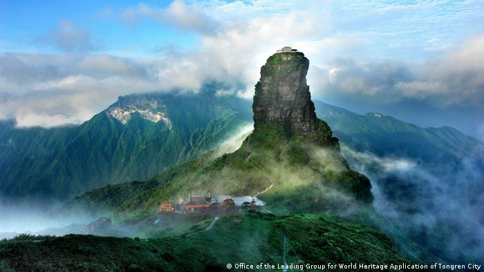 Fanjingshan China (Office of the Leading Group for World Heritage Application of Tongren City)