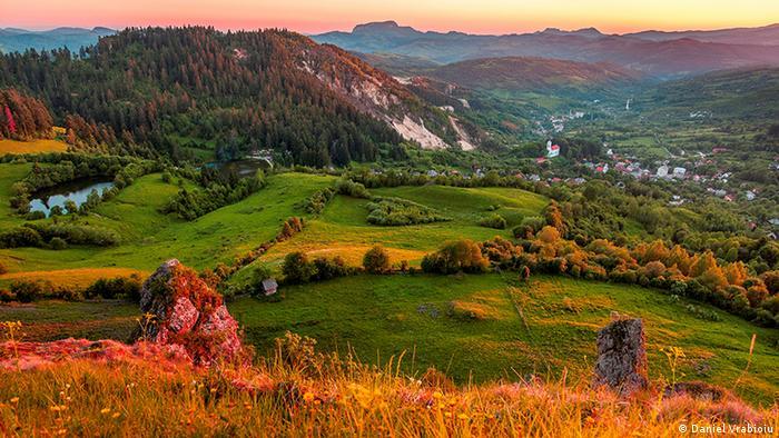 Rosia Montana in Romania (Daniel Vrabioiu)