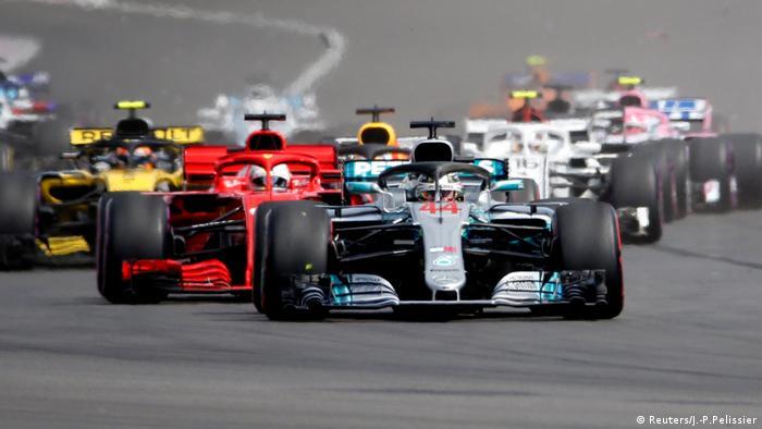 Formel 1 F1, Grand Prix von Frankreich