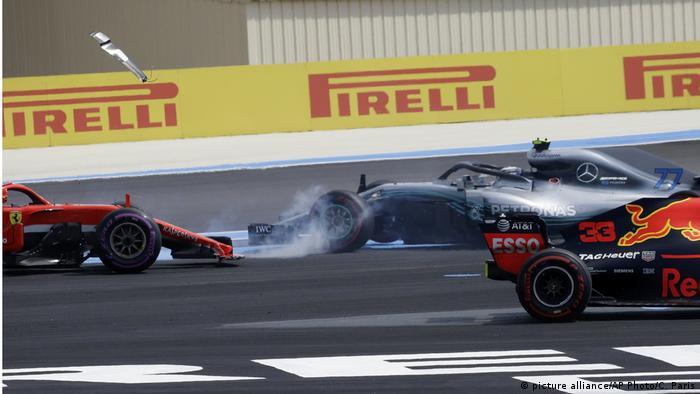 Hamilton Gewinnt Großen Preis Von Frankreich Sport Dw 24062018