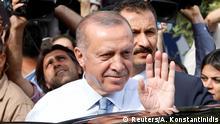 Präsidentschaftswahlen Türkei Erdogan