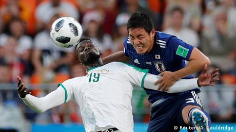 Russland WM 2018 Japan gegen Senegal (Reuters/A. Couldridge)