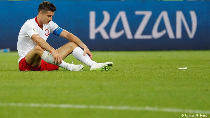 Russland WM 2018 Polen gegen Kolumbien
