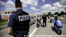Frankreich - Polizei - Sicherheit
