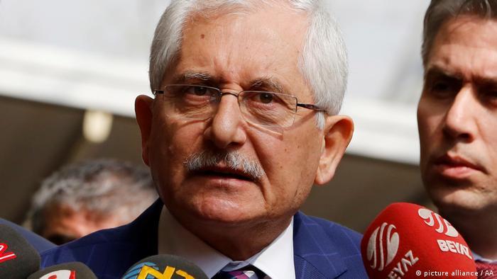 YSK Başkanı Güven: Sandık kurullarının usulsüz oluşması tam kanunsuzluk halini oluşturmaz