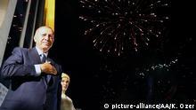 Wahlen Türkei - Erdogan erklärt sich zum Sieger