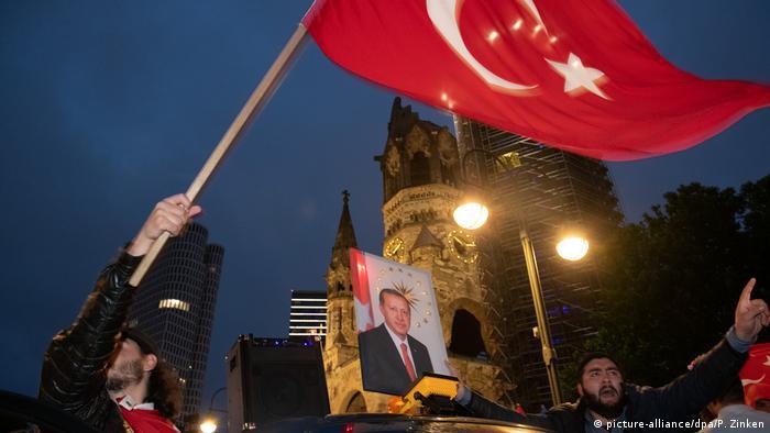 Deutschland Reaktionen auf Wahlen in der Türkei