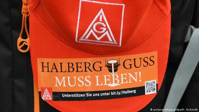 b7145f0630e71 Streik bei Halberg-Guss in Leipzig (picture-alliance dpa H.