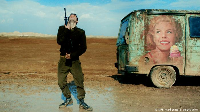 A still from Foxtrot (NFP marketing & distribution)