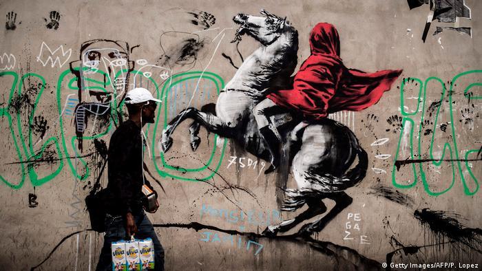 Banksy Confirms Authorship Of Provocative Paris Mural Blitz Arts