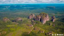 UNESCO World Heritage Nominierungen Welterbestätten 2018 | Chiribiquete National Park Kolumbien