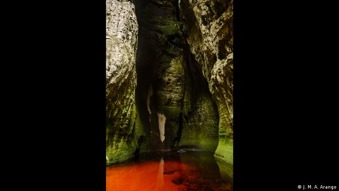 UNESCO World Heritage Nominierungen Welterbestätten 2018   Chiribiquete National Park Kolumbien (J. M. A. Arango)
