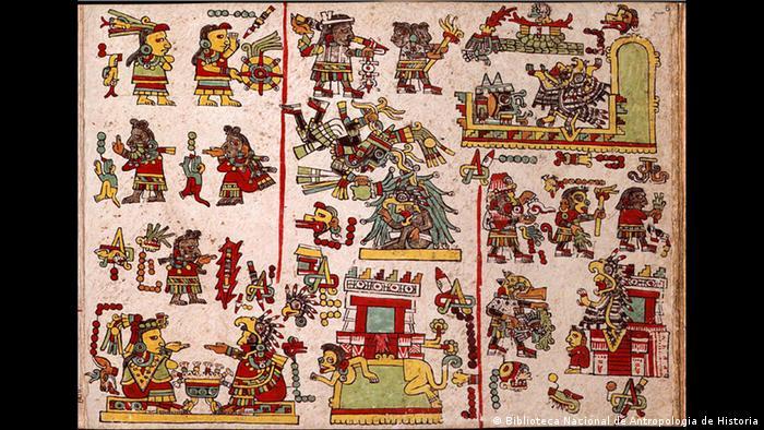 UNESCO World Heritage Nominierungen Welterbestätten 2018   Tehuacán-Cuicatlán Valley Mexiko (Biblioteca Nacional de Antropologia de Historia)
