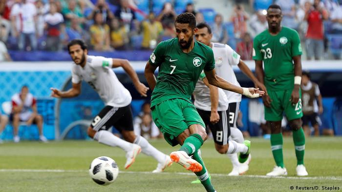Egypt faces off against Saudi Arabi