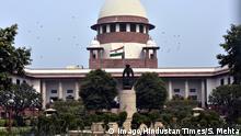 Indien Neu Delhi Supreme Court