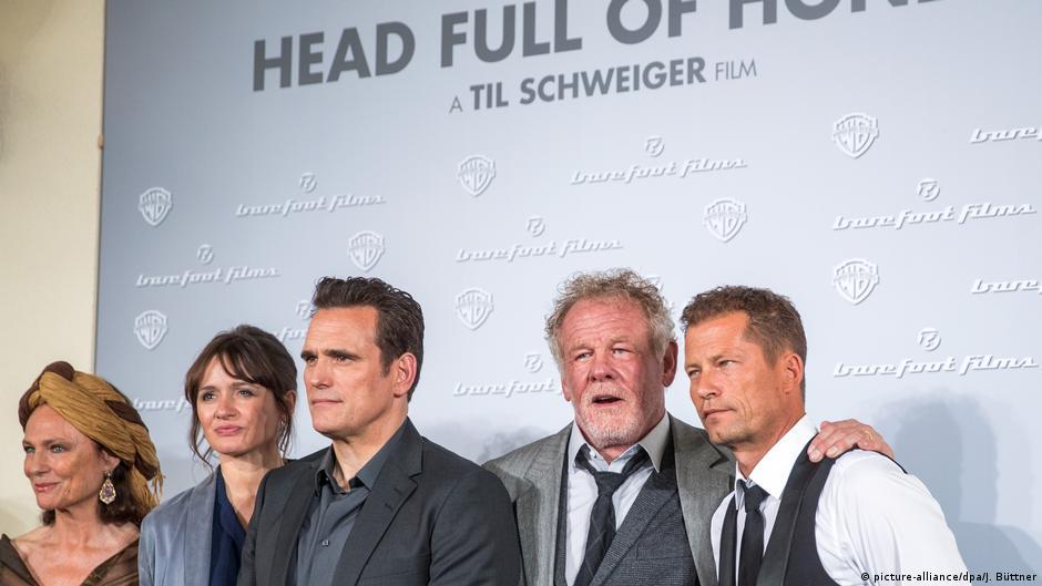 Halbzeit Bei Hollywood Remake Von Schweigers Honig Im Kopf