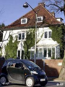 Schröders Haus in Hannover