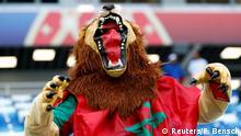 صورة رمزية لمشجعي المنتخب المغربي