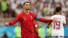 Russland WM 2018 l Iran vs Portugal