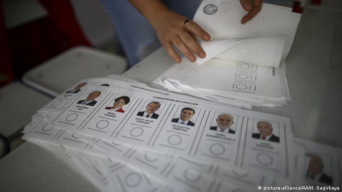 Türkei Präsidentschafts- und Parlamentswahlen