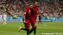 Russland WM 2018 l Iran vs Portugal – Tor 0:1 Quaresma
