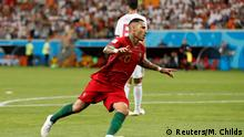 Russland WM 2018 l Iran vs Portugal – Tor 0:1Quaresma World Cup - Group B - Iran vs Portugal