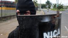 Nicaragua Krise Unruhen Proteste Gewalt