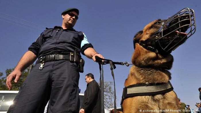 Frontex - Einsatzkräfte