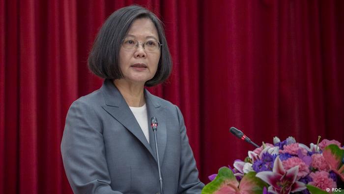 Taiwan Präsidentin Tsai Ing-wen (ROC)