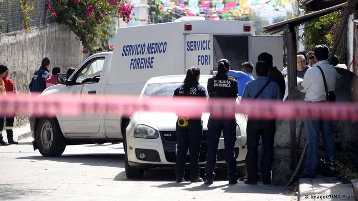 Mexiko Symbolbild Politikermorde (Imago/ZUMA Press)