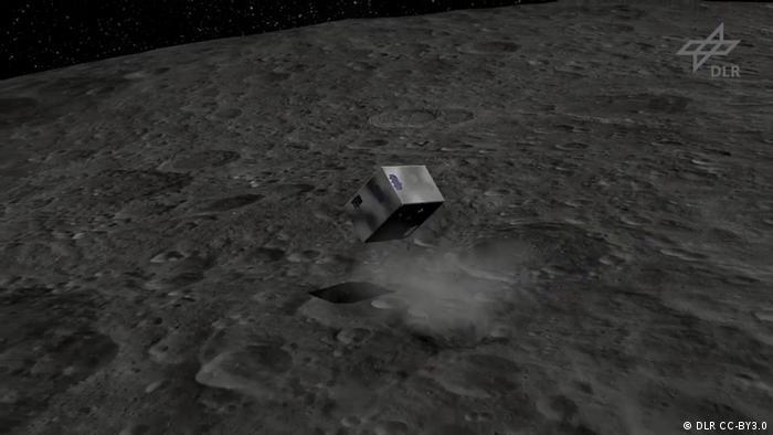 Lander MASCOT, part of the Hayabusa2 project