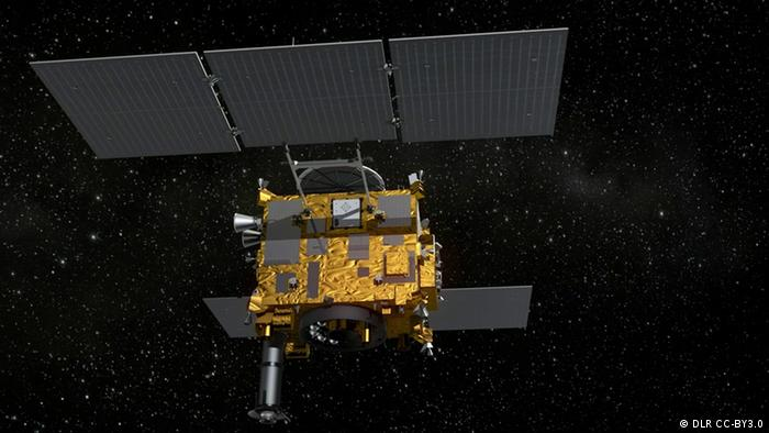 Space probe Hayabusa2