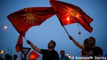 Mazedonien Namensstreit mit Griechenland