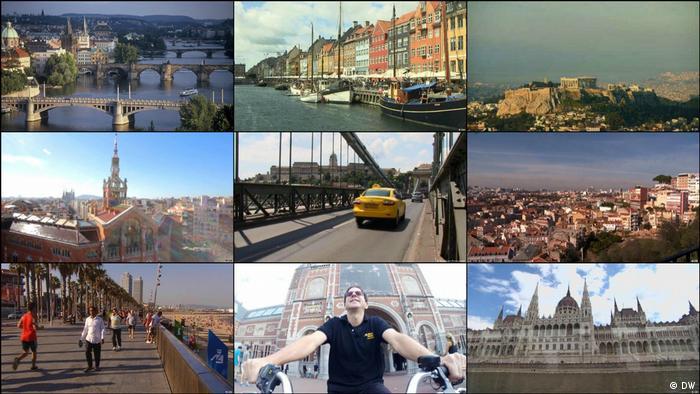 DW Euromaxx Zuschaueraktion Europareise