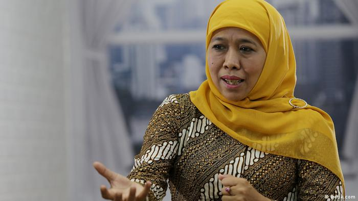 Khofifah Indar Parawansa (Detik.com)