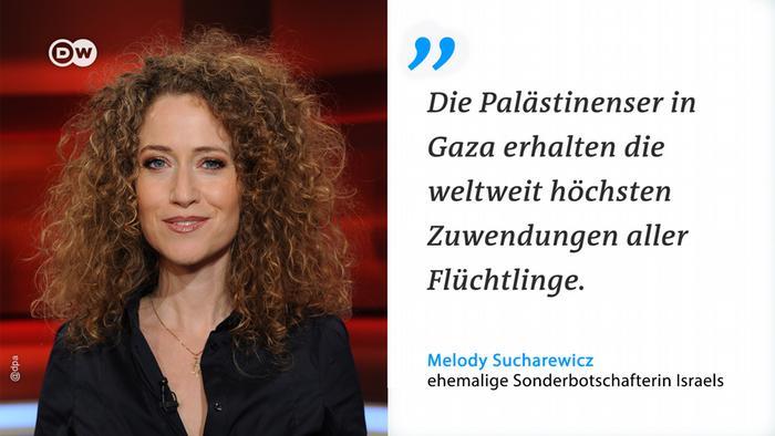 Zitattafel Melody Sucharewicz