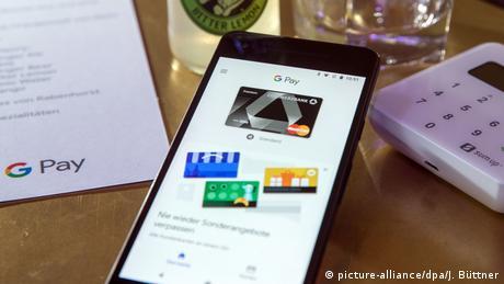 Πρεμιέρα για την Google Pay στη Γερμανία