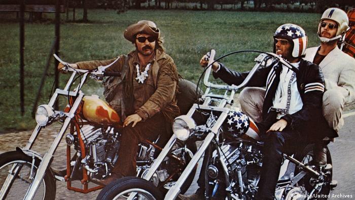 Prizor iz filma Easy Rider