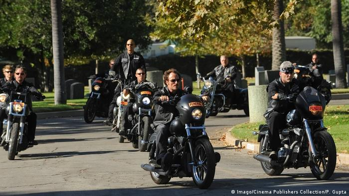 Filmstill aus Sons of Anarchy (Imago/Cinema Publishers Collection/P. Gupta)