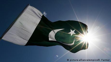 Flagge Pakistan (picture-alliance/empics/D. Farmer)