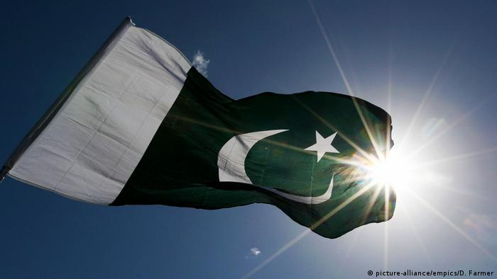 Flagge Pakistan (picture-alliance/empics/D. Farmer)