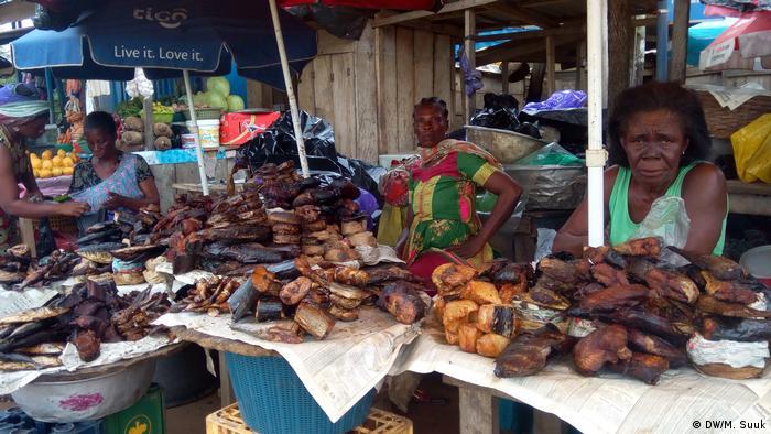Raising money from catfish in Ghana   Africa   DW   30 06 2018