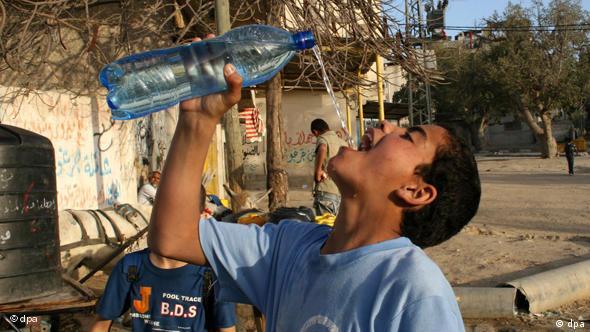 Lage in Gaza - Flash-Galerie