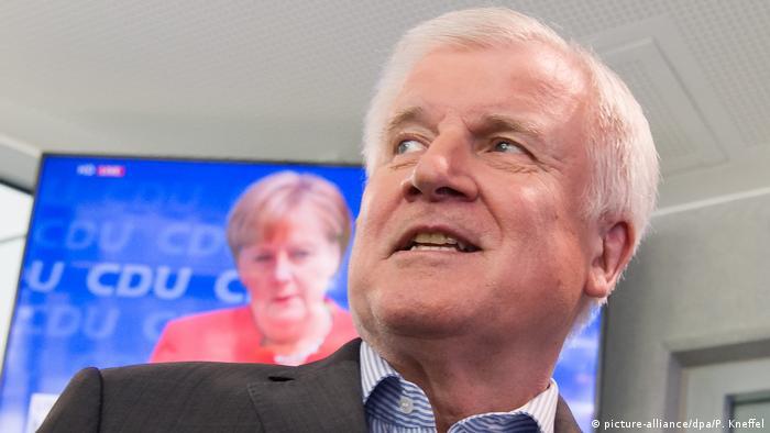 Horst Seehofer, CSU-Vorsitzender & Innenminister in München