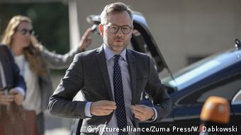 Luxemburg Treffen der Europaminister | Michael Roth, Staatsminister Auswärtiges Amt (picture-alliance/Zuma Press/W. Dabkowski)