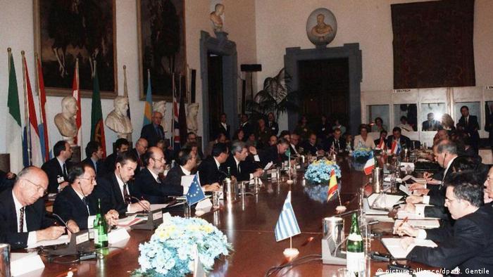 Rom, Italien: 40.Jahrestag Römische Verträge