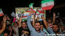 Iran | Rückkehr der iranischen Fußballnationalmannschaft
