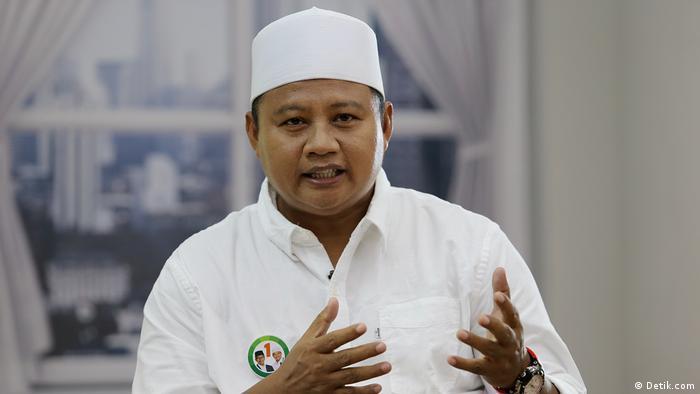 Uu Ruzhanul Ulum Java Indonesien (Detik.com)
