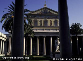 St. Paul's Basilica in Rome